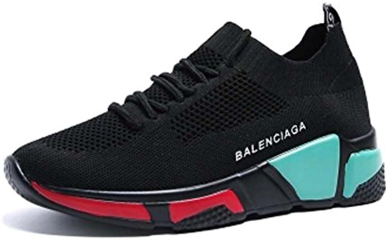 Zapatos De Mujer Zapatos De Tacón De Cuña Con Tacón Alto Aumento Ocasional En Pequeños Zapatos