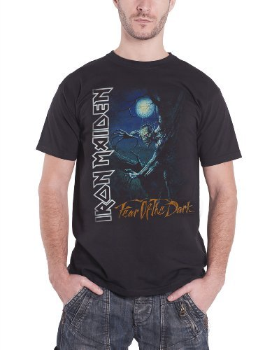 Iron Maiden Fear Of The Dark T-Shirt nero M