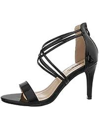 f676e98394f7 Suchergebnis auf Amazon.de für  schwarze high heels - Reißverschluss ...