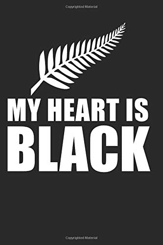 My Heart Is Black por Kiwipride