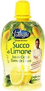 Polenghi - Succo Di Limone - 200 Ml