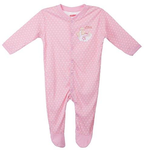 Baby Pelele Lillebi Para Nina Pijama Algodon De Aprox 12 18 Meses Color Rosa Tamano 74 80 De Steinbeck