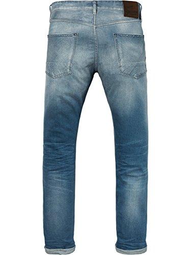 Scotch & Soda Herren Slim Jeans Ralston-Dutch Skies Blau (Dutch Skies 1882)