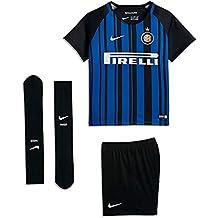 Nike LK NK BRT Kit HM Conjunto 1ª equipación Inter de Milán 81e9d408fb7a7
