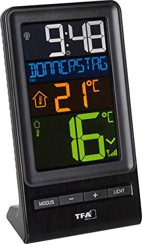 TFA Dostmann Spira Digital Termómetro inalámbrico