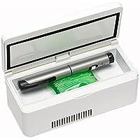 XXGI Medizin-Kühlschrank und Insulin-Kühler mit Temperatur-Kontrollsystem Tragbare Medikations-Kühlbox Für Reise-Auto-Insulin-Box... preisvergleich bei billige-tabletten.eu