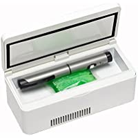Insulin-Kühlbox XXGI Insulin-Kühler-Kasten Tragbare Medikations-Kühlbox U Autoinsulin-Kasten Kleiner Kühlraum... preisvergleich bei billige-tabletten.eu