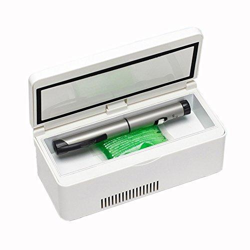 XXGI Refrigerador De Medicina Y Refrigerador De Insulina Con Sistema De Control...