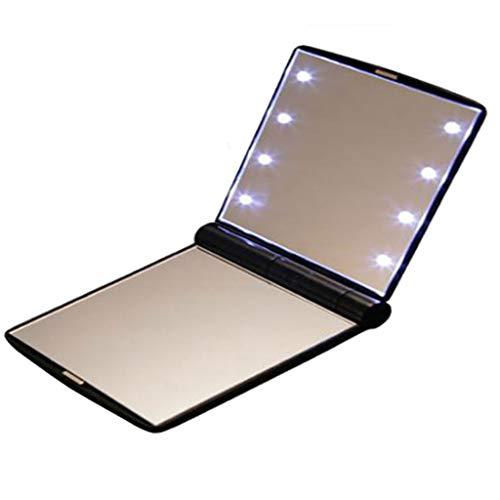Ruda - 8 luces LED para espejo de maquillaje