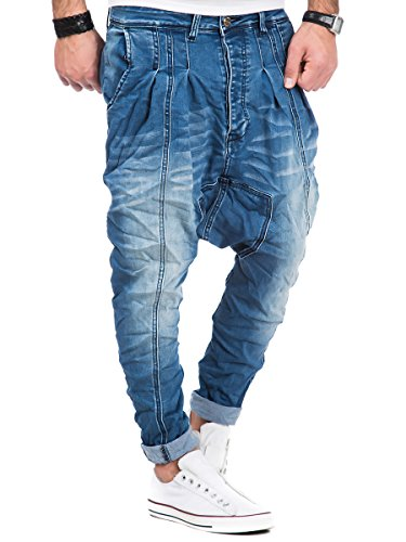 Justing - Jeans - Homme Bleu