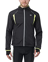Ultrasport Veste Homme pour le Jogging / le Cyclisme / le Fitness / les Loisirs Stretch Delight