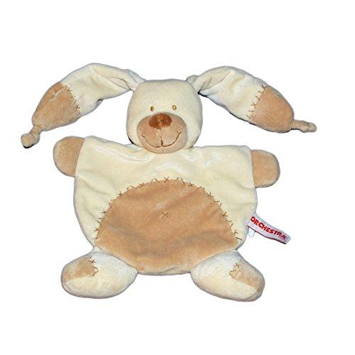 doudou-plat-ours-marron-orchestra-croix-longues-oreilles