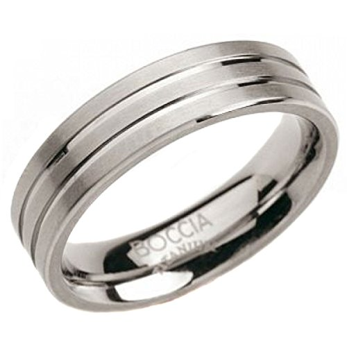 Boccia Damen-Ring Titan Gr.56 0101-0256