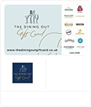 The Dining Out Gift Card - Delivered via Email