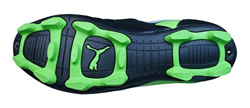 Puma Powercat 4 R Hg, Chaussures de football homme Black