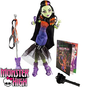 Monster High Verkauf (Monster High Rocks ein funkelndes Casta Fierce)
