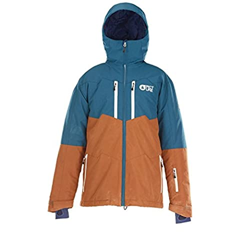 Veste de Ski Picture Organic Styler Petrol / Brown