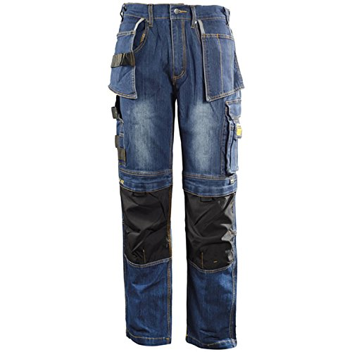 Lavoro jeans multi Pocket DBlade, 1 pz, L, denim blu, W180001 8004 10