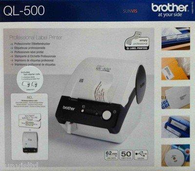 Brother QL500Professional Label Drucker