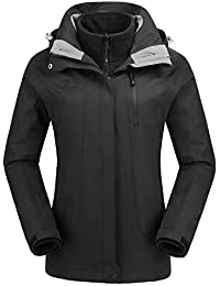 Polar Impermeable Ropa Chaqueta Amazon Mujer es OwUWq8aFE
