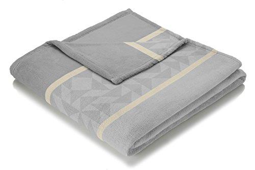 biederlack Metropolitan Decke/Überwurf, Baumwoll-Mischgewebe, Cosmo, 150x 200cm -