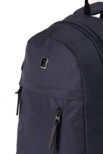 Best swiss gear backpack in India 2020 Swiss Gear Laptop Backpack (Noir Satin) Image 6