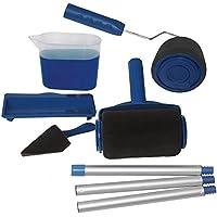 Paint Runner Pro capalta Flores 8unidades Paint Roller Set Juego de pinceles Juego de pintura pincel plano DIY pared herramientas