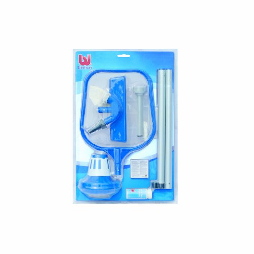Bestway 58195 set accessori per l 39 igiene di piscine for Bestway piscine e accessori