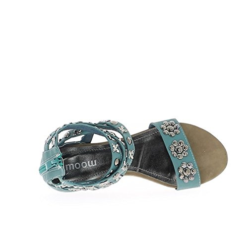 ChaussMoi ,  Sabot/sandali donna Blu (blu)