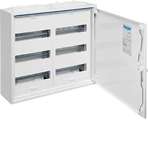 Hager FWB32S Feldverteiler, AP, IP44, SKII, 500x550x160