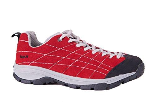 Izas Trekking Cadier - Sneaker Rosso