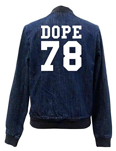 Dope 78 Jeans Bomberjacke Certified Freak-XL