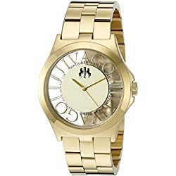 Jivago Women's 'Fun' Swiss Quartz Stainless Steel Casual Watch (Model: JV8414)