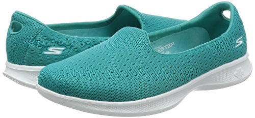 Skechers Go Step Lite Origin Womens Chaussure - SS17 blue
