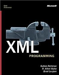 XML Programming, w. CD-ROM