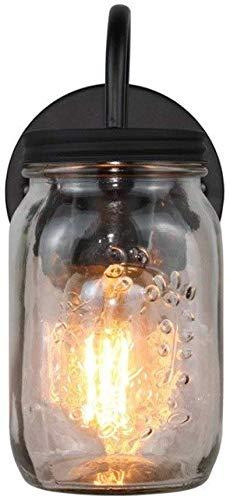 Mkj Aplique de Pared Aplique Lámparas de Pasillo Espejo Lámparas Frontales Lámparas de Pasillo Lámparas...