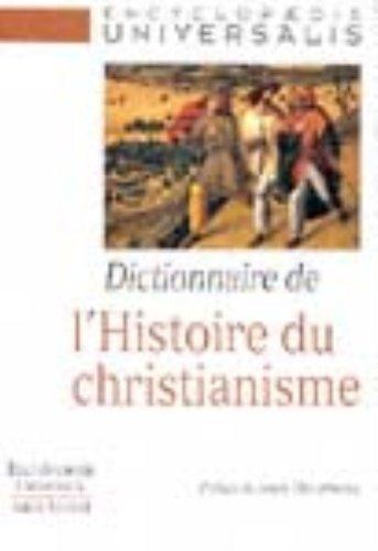 Dictionnaire de l'histoire du christianisme par Collectif