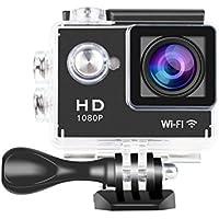 Yuntab® W9 1080P WIFI Fotocamera per Sport