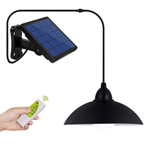Luz Solar, Instalación de Separación Luz del Sensor Solar, Foco Solar Sensor...