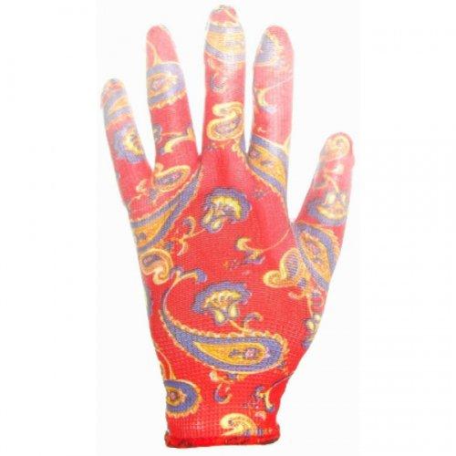 Preisvergleich Produktbild Ixkes CrazyGloves Ginger Handschuhe für den Garten 7