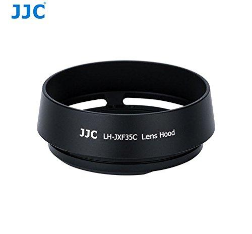 Black Magic Filter (JJC LH-JXF35C Black Bajonett Gegenlichtblende für Fujinon Objektiv XF 35mm F2 R WR und Fujinon - Objektiv XF 23mm F2 R WR – Ersatz von Fujifilm LH-XF35–2 Gegenlichtblende)