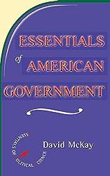 Essentials Of American Politics (Essentials of Political Science)