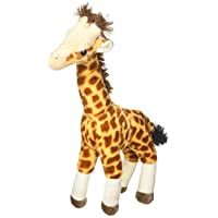 Wild Republic Standing Giraffe Plush Soft Toy, Cuddlekins Cuddly Toys, Gifts for Kids 43 cm