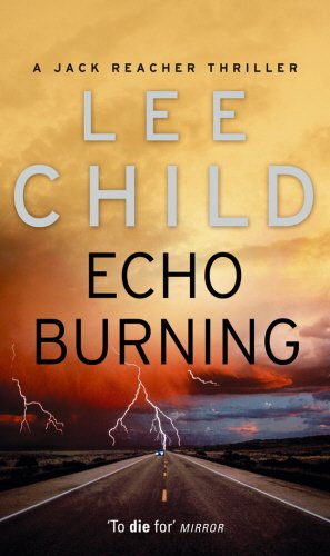 Jack Reacher Vol. 5: Echo Burning (Low Voll Post)