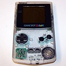 Nintendo GameBoy Color - Clear Console
