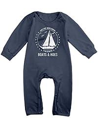 3ddab79990fd6c T-Shirt Manica Lunga da Neonato per Neonato, Baby Prestige Worldwide  Lightweight Long Sleeve
