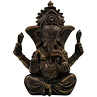 Baoblaze Ganesha Buddha Statue Hinduismus Buddafigur Indien Buddhismus Ganescha Figur
