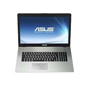 Asus N76VZ-V2G-T1011V 43,9 cm (17,3 Zoll) Notebook (Intel Core i7 3610QM, 2,3GHz, 8GB RAM, 1TB HDD, NVIDIA GT650M, DVD, Win 7 HP)