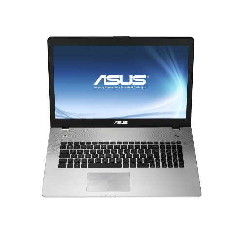 Asus N76VZ-V2G-T1011V 43,9 cm (17,3 Zoll) Notebook (Intel Core i7 3610QM, 2,3GHz, 8GB RAM, 1TB HDD, NVIDIA GT650M, DVD, Win 7 HP)