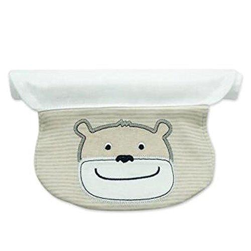 Blancho Bedding Nettes Tier-Baby-weiches Baumwollschweiß-Abwischen-Tuch-Schweiß-saugfähiges Tuch, M
